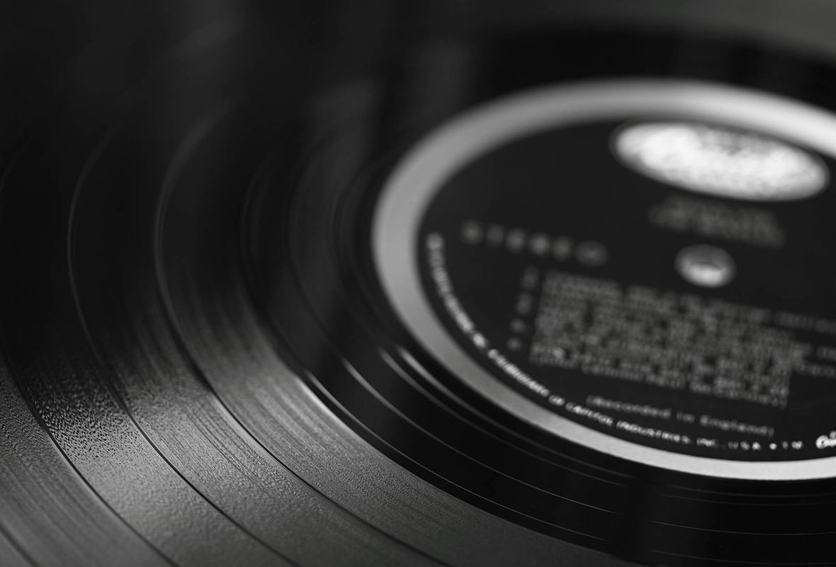 Vinyl-Pressung